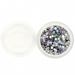 Amazing shine - Strass Nail Art Rainbow 444 - 3g