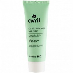 Avril - Gommage visage - 50ml