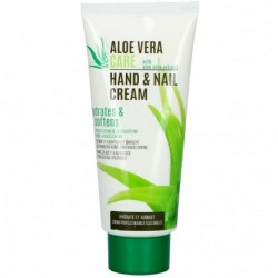 Maxbrands - Aloe vera Care Crème mains et Ongles - 100ml