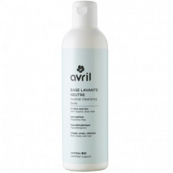 Avril - Base lavante neutre - 240ml