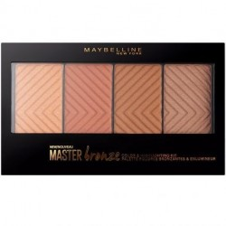 Gemey Maybelline - Master bronze Poudres Bronzantes & Enlumineur - 14g