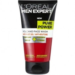 L'Oréal Men Expert - Gel nettoyant Pure power Anti-Boutons - 150ml