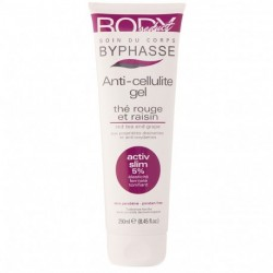 Byphasse - Gel Anti-Cellulite Thé Rouge et Raisin - 250ml