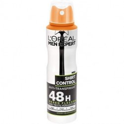 L'Oréal Men Expert - Déodorant Spray Shirt Control 48H - 150ml