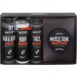 Man'Stuff - Coffret Homme Off The record - 4pcs