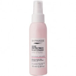 Byphasse - Huile capillaire protectrice éclat couleur - 100ml