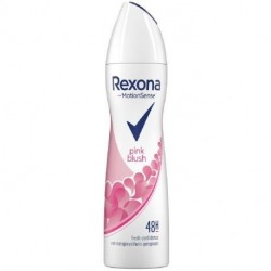Rexona - Déodorant Spray anti-transpirant 48h Pink Blush - 200ml