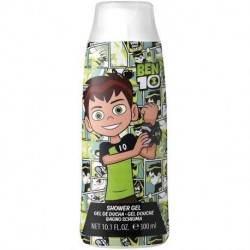 Ben 10 - Gel Douche - 300ml