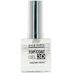 Easy Paris - Vernis Top Coat effet 3D - 13ml