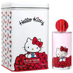 Hello Kitty - Coffret métal Eau de toilette 45th Anniversary - 100ml