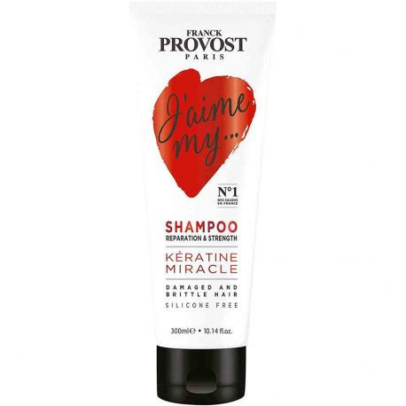 Franck Provost - J'aime my Shampooing Keratine miracle - 300ml