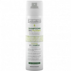 Evoluderm - Shampooing Sec Purifiant - 200ml
