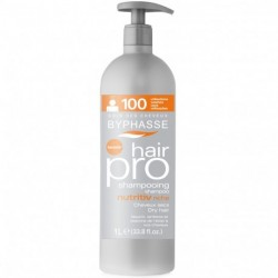 Byphasse - Shampooing Hair pro Nutritiv riche - 1 litre