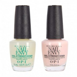 O.P.I - Kit vernis à ongles durcisseur - Nail Envy - 2x15ml
