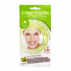 L'Action - masque Institut Aloe Vera Hydratant