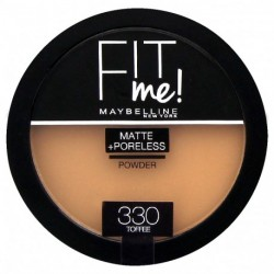 Maybelline - Fit me Poudre compacte Mat - 330 Toffee - 14g