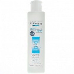 Byphasse - Family shampooing extrait de thé vert - 750ml